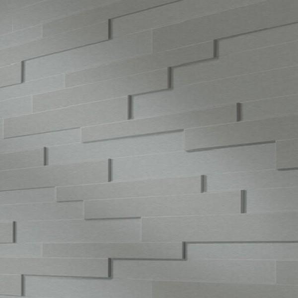Стеновая панель Meister SP300 Алюминиевый металлик