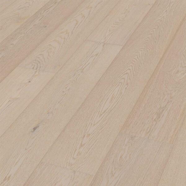 Паркетная доска Meister HD 400 Lindura Natural Arctic White Oak | brushed