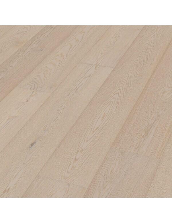 Паркетная доска Meister HD 400 Lindura Natural Arctic White Oak   brushed