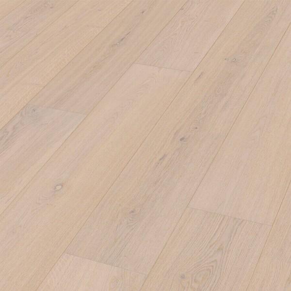 Паркетная доска Meister HD 400 Lindura Off-white Oak Lively | brushed