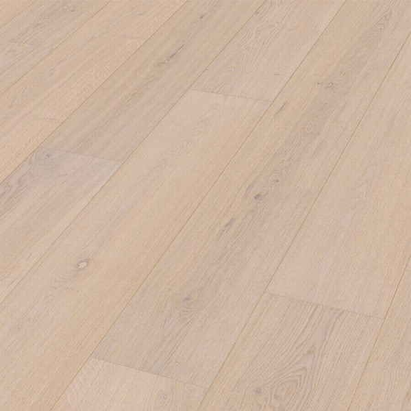 Паркетная доска Meister HD 400 Lindura Off-white Oak Lively | brushed