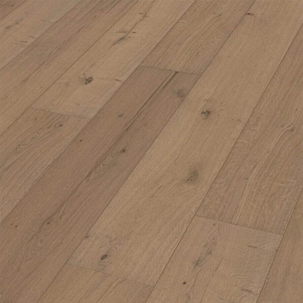 Паркетная доска Meister HD 400 Lindura Authentic Greige Oak | brushed