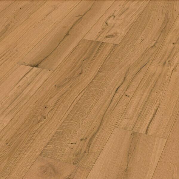 Паркетная доска Meister HD 400 Lindura Authentic Oak | brushed