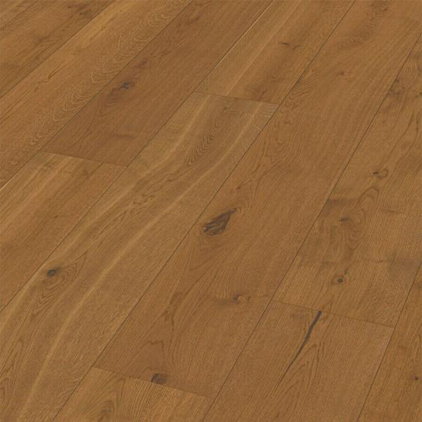 Паркетная доска Meister HD 400 Lindura Authentic Dry Wood Oak | brushed