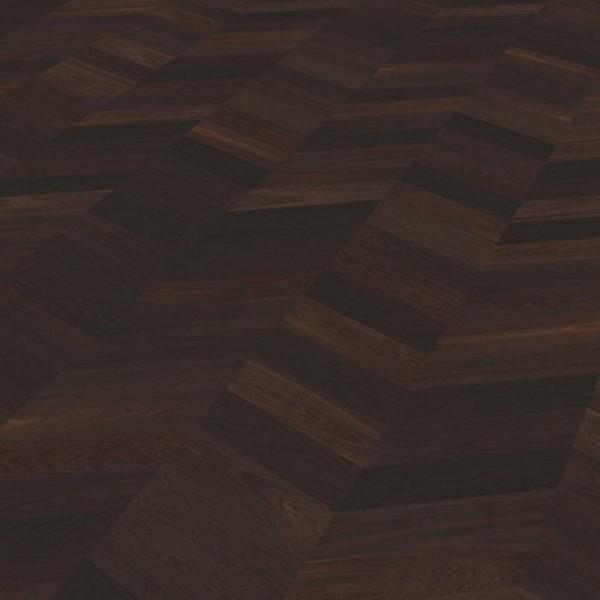 Паркетная доска Scheucher MULTIfloor французская елка мореный дуб натура 500 60°
