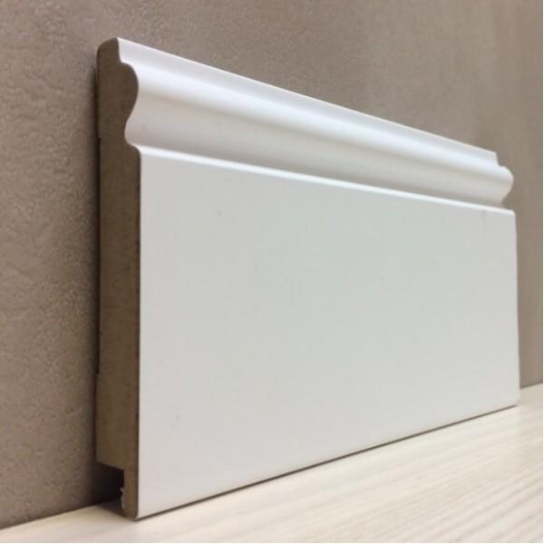 Плинтус Elite Floor 16100 Белый