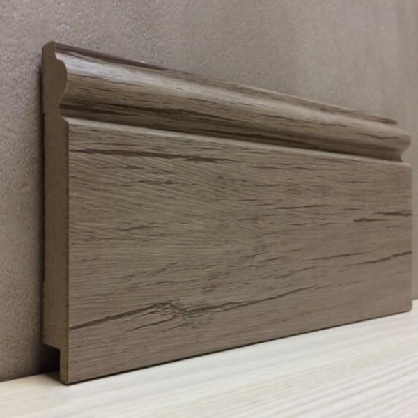 Плинтус Elite Floor 16100 Старое Дерево