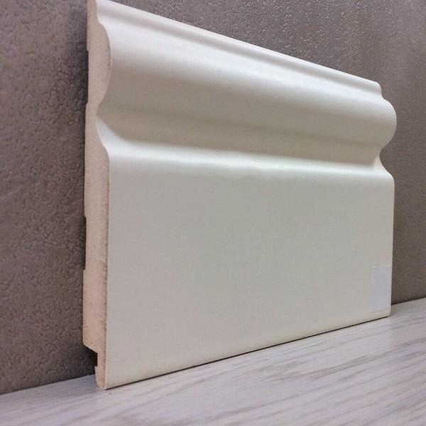 Плинтус Elite Floor 16110 Белый