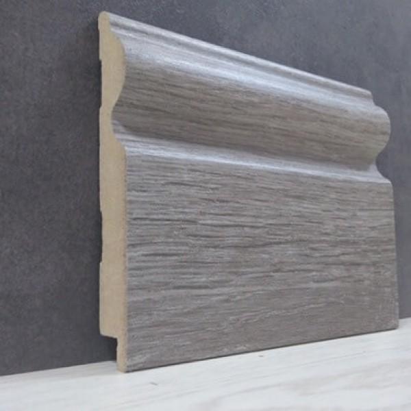 Плинтус Elite Floor 16110 Дуб Сонома Серый