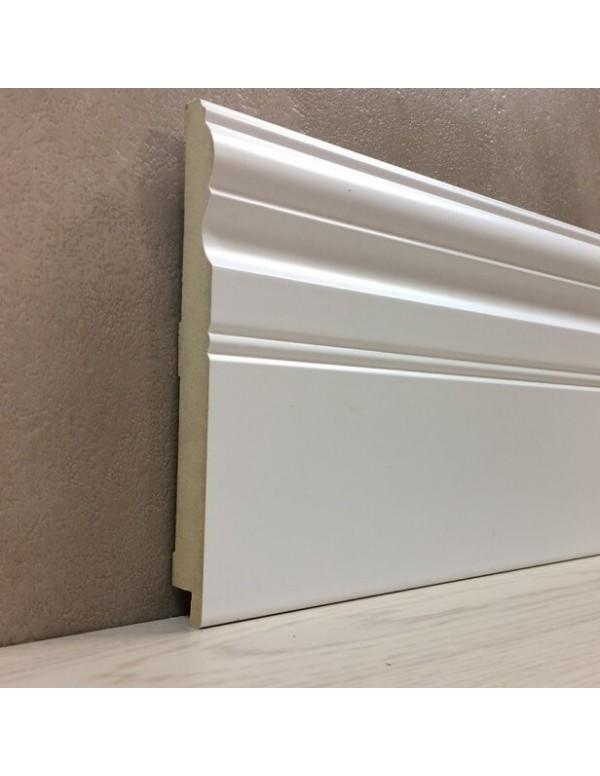 Плинтус Elite Floor 16145 Белый