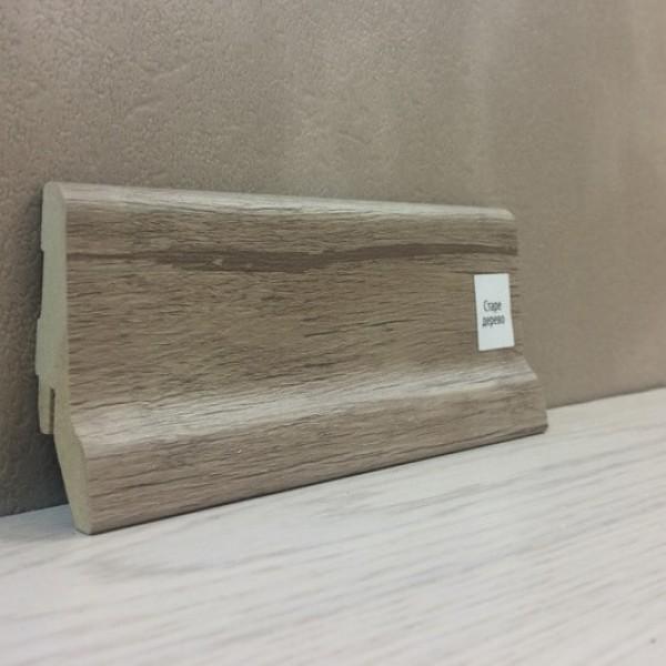 Плинтус Elite Floor 1662 Старое Дерево