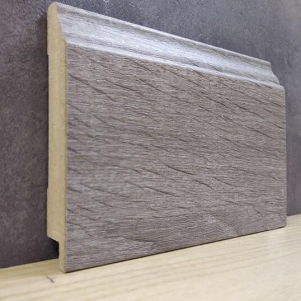 Плинтус Elite Floor 1695 Дуб Сонома Серый