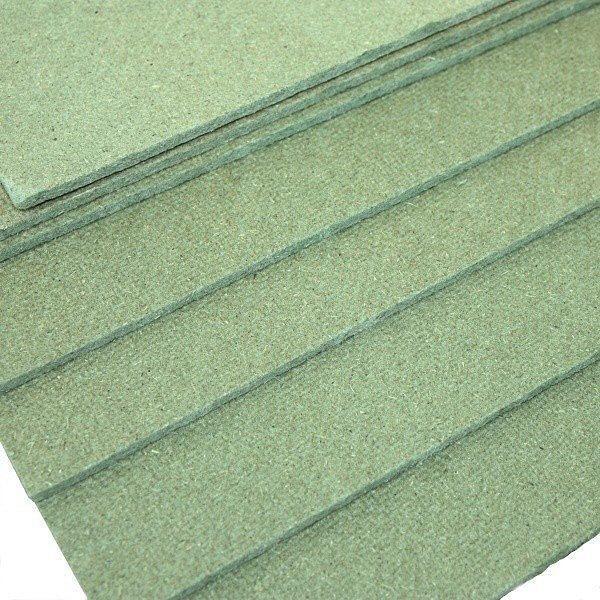 Подложка древесноволокнистая Steico Underwood 4 мм (Тихий Ход)
